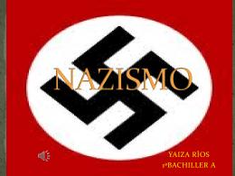 NACISMO - Recursos Académicos