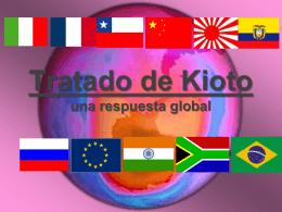 Tratado de Kioto… - LIDERAZGOSOSTENIBLE