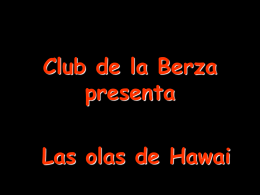 Club de la Berza presenta