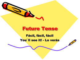 Future Tense - SchoolWorld an Edline Solution