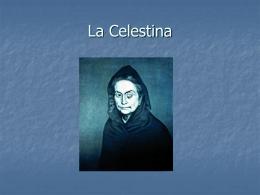 La Celestina: sentido