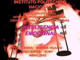 INTELIGENCIA CLÁSICA - Unidad de Informatica