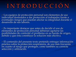 Diapositiva 1 - TECNICO PREVENCIONISTA 2010`S BLOG