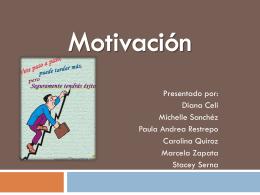 Motivación - paulapedagogias jimdo page!