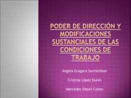 Diapositiva 1 - Magdalena Nogueira | Grupo UAM de