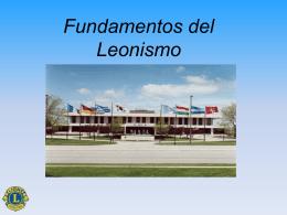 Lions Fundamentals