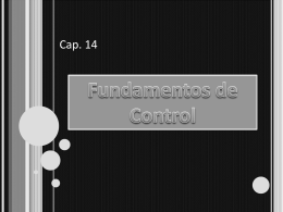 Fundamentos de Control