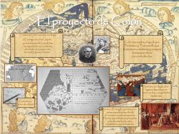 El proyecto de Colón