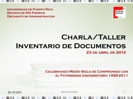 Administrador de Documentos