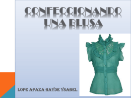 LA BLUSA - Welcome | Intel Engage