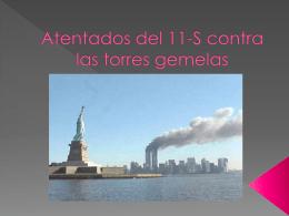Atentados del 11-S contra las torres gemelas