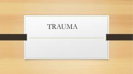 TRAUMA - #Medicina | Todas las noticias de