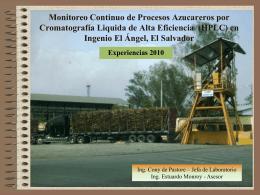 PRESENTACION HPLC Enero 2006