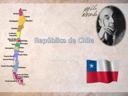 Chile y Pablo Neruda