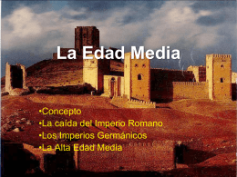 La Edad Media - Patricio Alvarez Silva