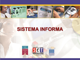 SISTEMA INFORMA - Programa EUROsociAL: Sector