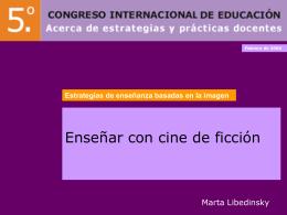 Enseñar con cine - EDICIONES SANTILLANA ARGENTINA