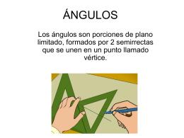 ÁNGULOS
