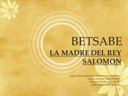 BETSABE - Byron & Anita Vaughn | Planting Hispanic