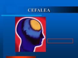 CEFALEA EN URGENCIAS - Cefalea Chile | Una fuente