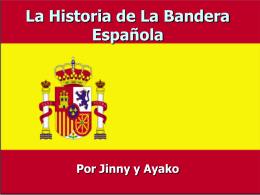 The History of Spain's Flag