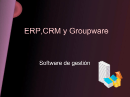 Software libre ERP