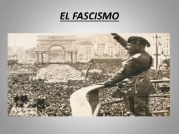 EL FASCISMO - HISTORIATA