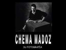 CHEMA MADOZ, su fotografía