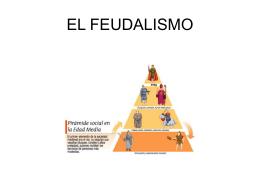 LA SOCIEDAD FEUDAL