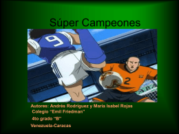 Súper Campeones