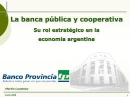 Banca Pública
