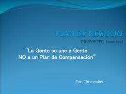 Company Name - Ventas Y Negocios
