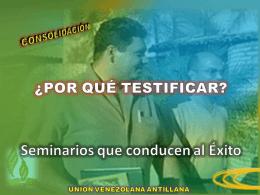 Diapositiva 1 - Ministerios Personales,
