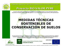 Diapositiva 1 - Agricultura ecológica en la Cuenca
