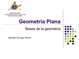 Geometría - Haroldo Cornejo Olivari