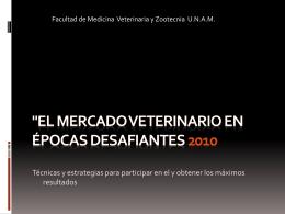 MUCHAS gRACIAS - Facultad de Medicina Veterinaria