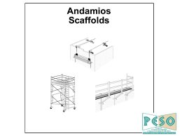 PESO - Scaffold Overhead