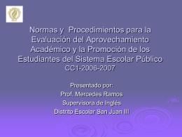 Carta Circular 1-2006-2007