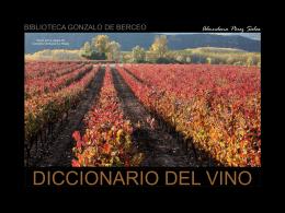 Diccionario del vino (PPS)