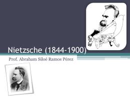 Nietzsche (1844