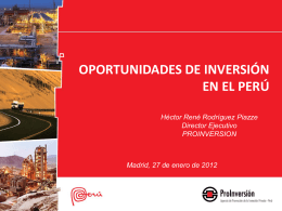 Diapositiva 1 - Consulado General del Peru en