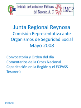 Junta Cross Regional Chihuahua