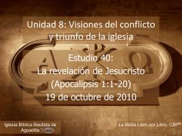 Apocalipis - Iglesia Biblica Bautista de