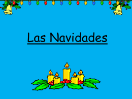 Las Navidades - Languages Resources