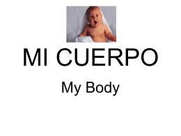 MI CUERPO - Grapevine Colleyville Independent