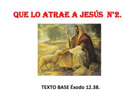 QUE LO ATRAE A JESÚS N°2.