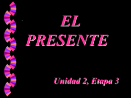 EL PRESENTE - Santa Ana Unified School District /
