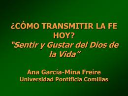 TESIS DE ANA - Delegación de catequesis de