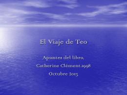 El Viaje de Teo