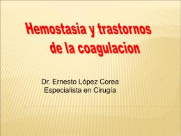 HEMORRAGIAS Y TRANSFUSIONES